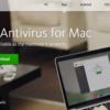 Mac用もあり。無料で使えるセキュリティソフトAvira Antivirus